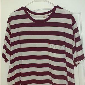 Striped T-shirt Levi's XXL